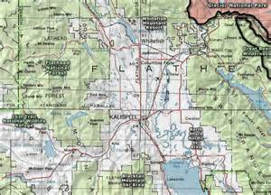 Kalispell Montana Map by North Shore Nordic Club Montana Ski And Snowboard Areas