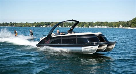 best pontoon boats for tubing 10 top pontoon boats our favorites boats