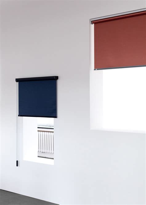 Bouroullec Design by The Bouroullec S Kvadrat Roller Blind Mechanisms Work As