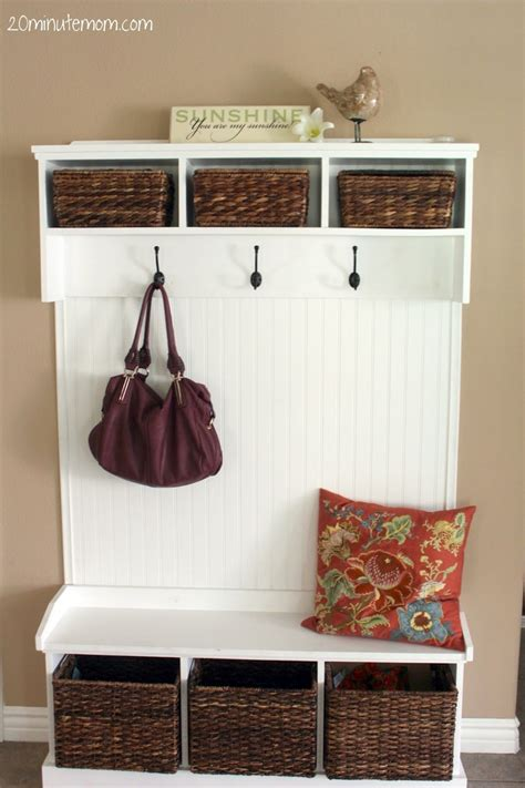 plans diy entry bench  woodworking plans