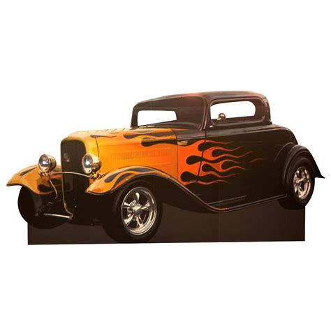 hot rod themes fifties drive in complete theme kit m n party store