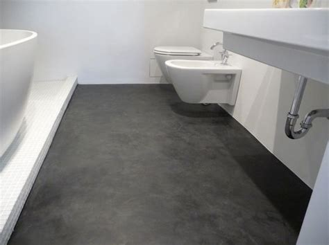 Ardex Flooring by This Floor Was Covered With A Layer Of Dyed Ardex Then