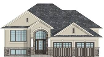 Garage Designs Canada house plans and design house plans canada raised bungalow