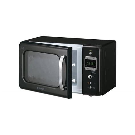 Microwave Daewoo daewoo 800w retro microwave 20l black daewoo from