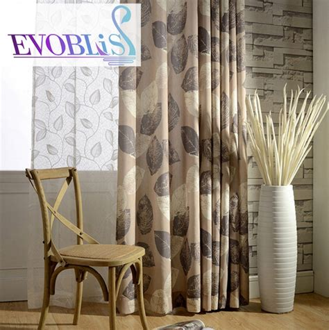 american country style living room bedroom linen cotton american country style modern curtains for living room