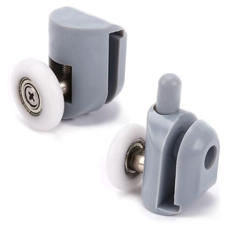 Shower Door Rollers Replacement 8x Shower Door Rollers Runners Wheels 25mm Diameter Replacement Parts Ebay