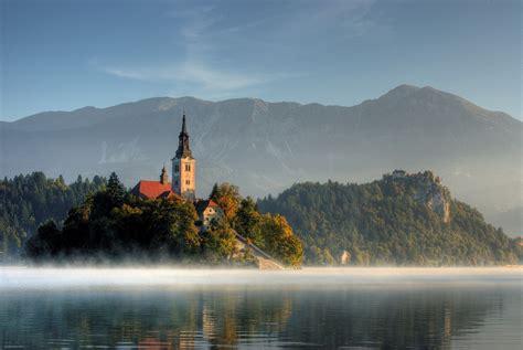 slovenia lake lake bled in slovenia