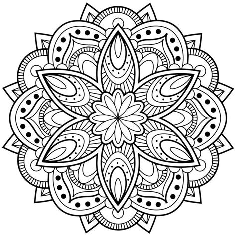 mandala coloring pages pinterest 1000 ideas about ausmalen on pinterest mandalas zum