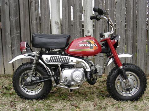 Honda Mini Motorcycle by 34 Best Images About Monkey Bikes Z50j And Gorilla On