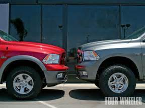 Leveling Kit 2010 Dodge Ram 1500 4x4 129 0911 02 Z 2009 Dodge Ram 1500 Readylift Leveling Kit