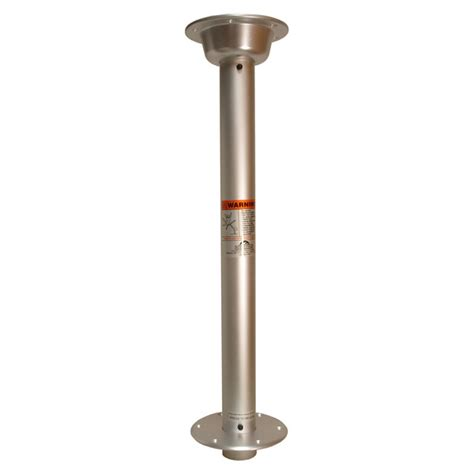 springfield 30 quot stowable table pedestal package locking