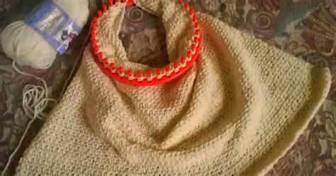 Baby K Basic loom lore brenda s basic baby blanket