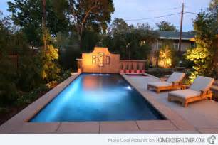 Backyard Pool Images 15 Great Small Swimming Pools Ideas Home Design Lover