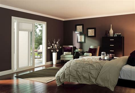 dark brown bedroom walls interior decorating ideas for brown bedrooms gosiadesign com