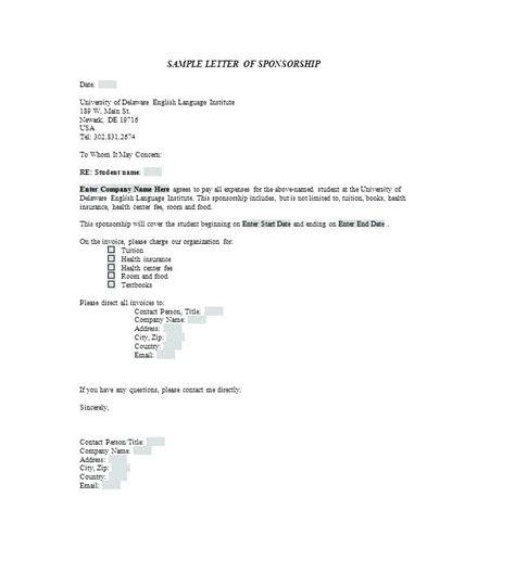 Sponsor Letter Reply sponsor letter sponsor letter sponsor letter sle for tourist visa citybirds club