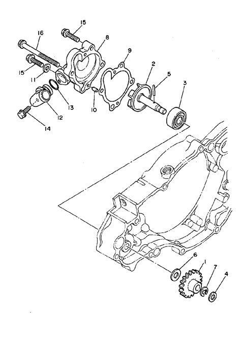 94 yz 250 wiring diagrams repair wiring scheme