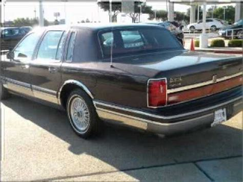 how does a cars engine work 1991 lincoln continental mark vii head up 1991 lincoln town car engine 1991 lincoln town car