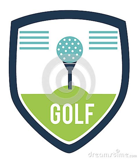 free golf logo design golf logo design royalty free stock image image 38588136