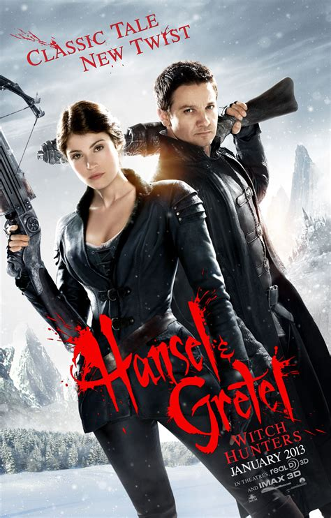 hansel and gretel angryvader s movie blah hansel gretel witch hunters 2013 movie review