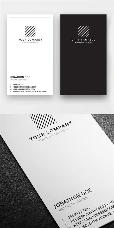 Minimalist Business Cards Templates Psd by 25 Minimal Clean Business Cards Psd Templates Idevie