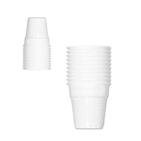 bicchieri plastica bicchieri di plastica 80cc ebay