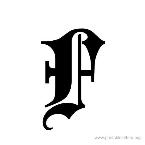 Printable Letters F Letter F For Kids Printable