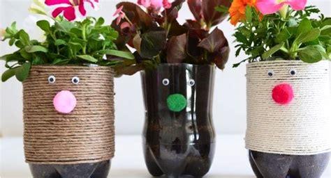 kreasi pot  botol bekas lucu kerajinantangankitacom