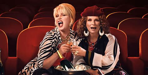 the funny and fab film what s up doc my favourite two women have too much fun at absolutely fabulous the