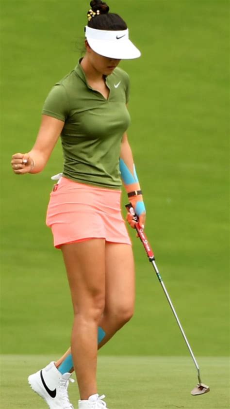 michelle wie swing speed 807 best michelle wie images on pinterest golf outfit