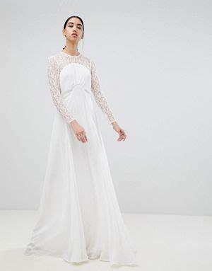 hochzeitskleid asos brautmode kleider und outfits f 252 r hochzeiten asos