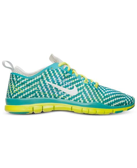 macys athletic shoes nike s free 5 0 tr fit 4 sneakers from