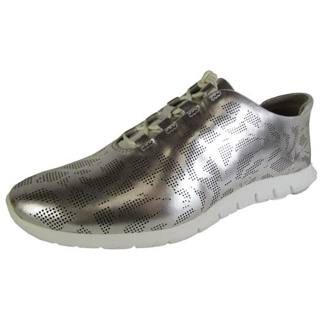 womens cole haan shoes cole haan womens zerogrand perf trainer shoes ebay