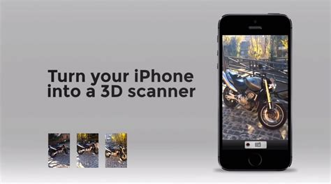 shapematic transforme seu iphone em um scanner 3d iphonedicas