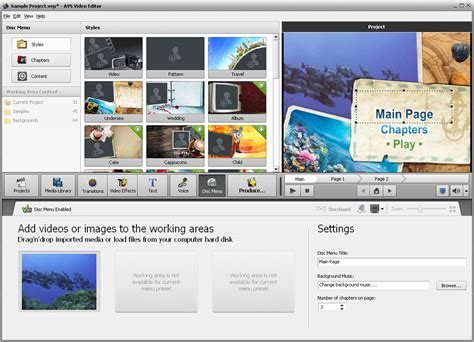 Avs Editor Templates avs editor 2013 best editing software for home user