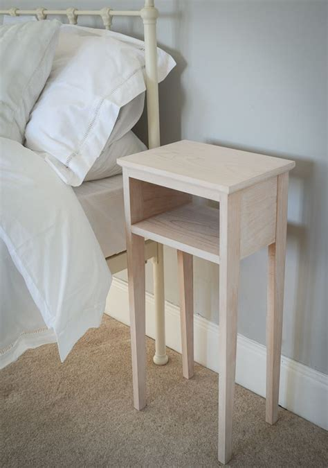 small bedside table ideas 17 best ideas about small bedside tables on stands small nightstand and