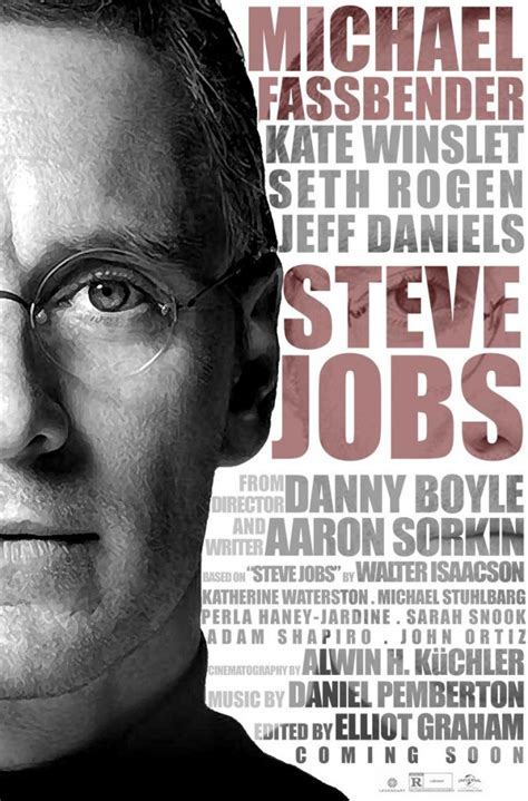 movie poster design jobs movie review steve jobs