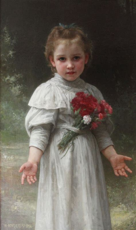 william adolphe bouguereau young girl yvonne william adolphe bouguereau portraits of young