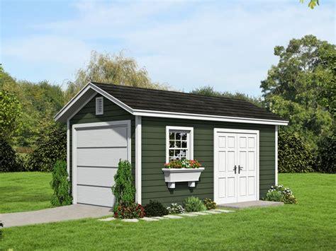 1 5 car garage plans 1 car garage plans simple one car garage plan 062g