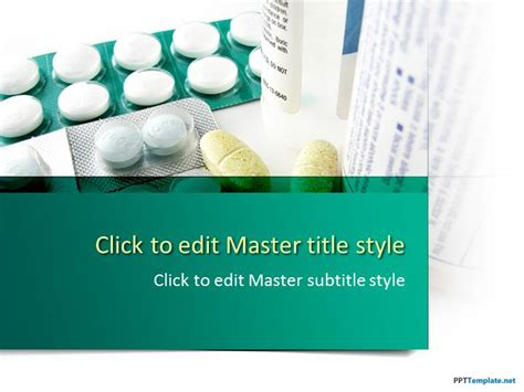 free pharmacy powerpoint templates free powerpoint ppt templates