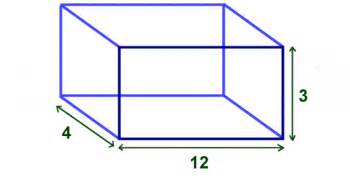 Kids Math: Finding the Volume of a Cube or Box