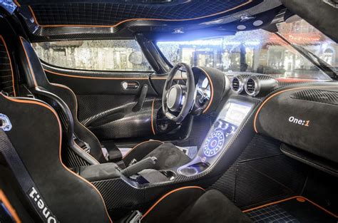koenigsegg one 1 interior koenigsegg one 1 2015 2016 review 2017 autocar