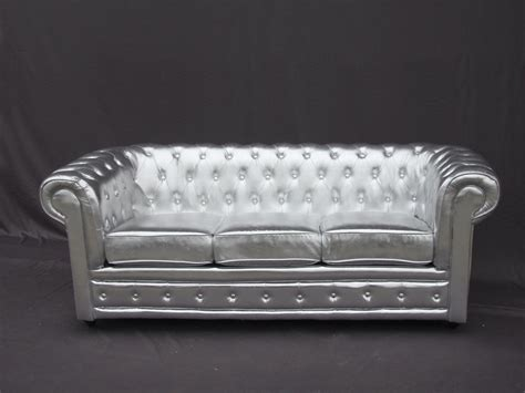 Silver Tufted Sofa Dylan On Tufted With Nailhead Trim Sofa Silver Leather Sofa