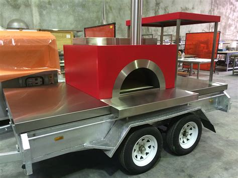 Kitchen Design Perth Wa by Trailor Oven Designs Zesti Woodfired Ovens Perth Wa