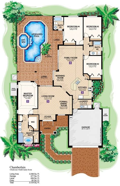briarwood homes floor plans briarwood naples homes chamberlain floor plan