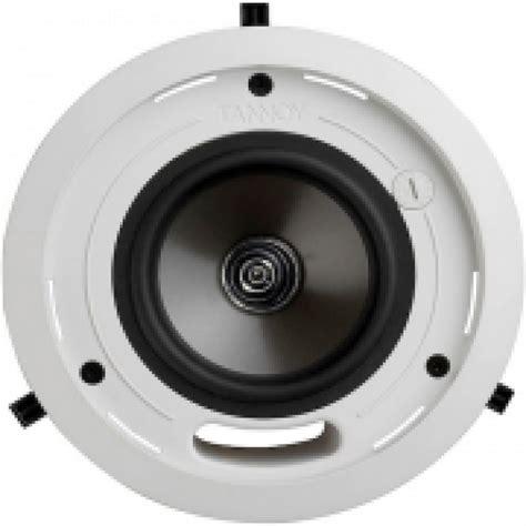 tannoy ceiling speakers tannoy cms601dcbm 6 quot dc ceiling speaker