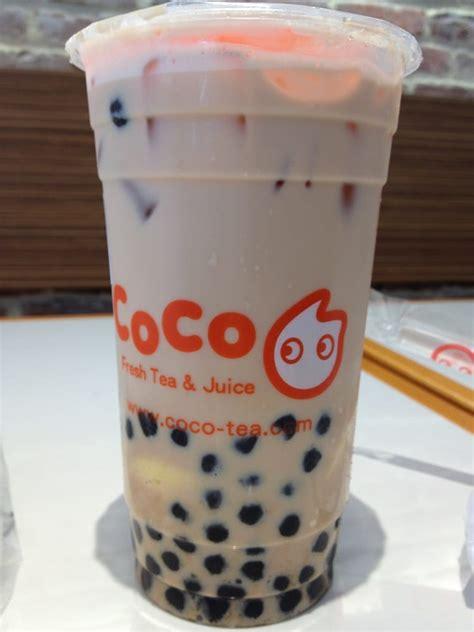 Fresh Tea Juice Liquid vanilla milk tea with pudding and tapioca yelp