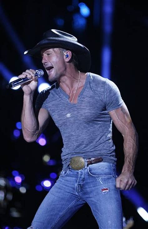 tim mcgraw june tim mcgraw performs during the cma fest at lp field on