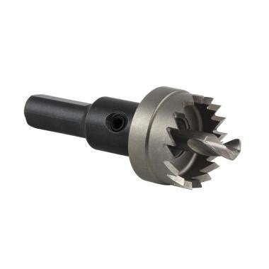 Mata Bor Gergaji Cutting Saw Drill 6mm Hss Titanium Coated hss saw for metal universal trading colombo