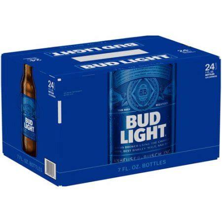 24 Pack Of Bud Light bud light 7 fl oz 24 pack walmart