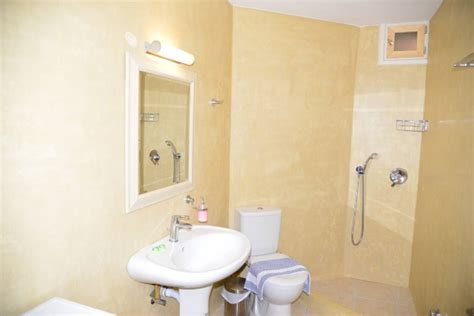 Bathroom Facilities by Villa With Swimming Pool For Six Persons At Agios